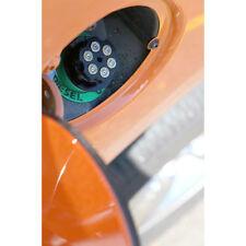 NEW 2013+ DODGE RAM DIESEL 9mm REVOLVER BLACK FUEL GAS CAP, CUMMINS + ECODIESEL