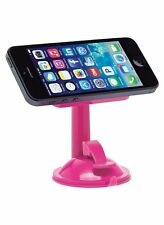 360° Rotating Universal Cell Phone Suction Holder Stand Mount Car Windshield