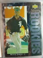 1994 Upper Deck #19 Air Michael Jordan Chicago White Sox Star Rookie MLB