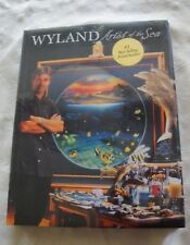 Wyland Artist of The Sea Hardcover Book 1st Edition Sealed New