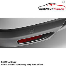 New Genuine Nissan Murano Z51 Rear Park Assist Brilliant Silver K23 B85A51AK23AU