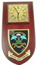SBS SPECIAL BOAT SERVICE CLASSIC HAND MADE TO ORDER  WALL CLOCK