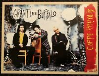 GRANT LEE  BUFFALO Copperopolis 18x24 promo poster Shiva Burlesque Phillips 1996