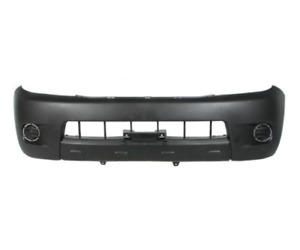 TOYOTA HILUX FRONT BAR COVER SR WORKMATE BLACK UNPAINTED NEW GENUINE 2004-2006
