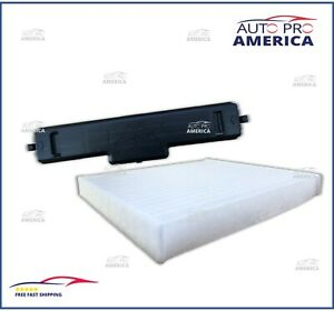 SET OEM MOPAR DODGE RAM 1500 2500 3500 Cabin Air Filter & Filter Access Door