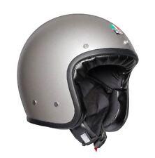 Agv helmet casque casco X70 silver matt integrale novità
