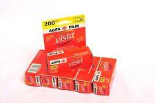 Agfa Vista 110-24, ISO 200 color print film