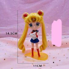 Sailor Moon Figure Cake Decorate Topper
