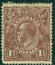 Australia Scott # 63, Used, Very Fine, Great Price!