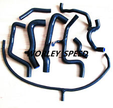 BLACK COOLANT HOSE FOR VW GOLF/JETTA MK3 A3 VR6 2.8/2.9 AAA/ABV ENGINE NON-US