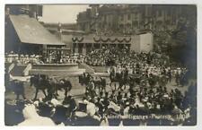 AK Wien I, Kaiser Huldigungs-Festzug 1908, Pferdewagen - Renaissance