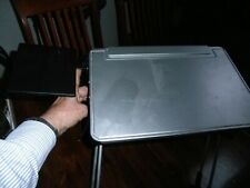Laptop Portable folding table with mouse table extension