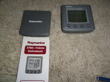 Raymarine ST60 + TRIDATA  Instrument flush mounted