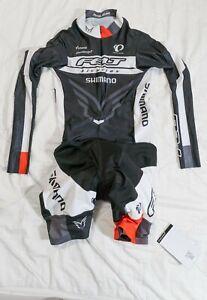 !NEW! Mens MEDIUM Pearl Izumi Aero Pro Felt Bicycles Skinsuit | M  TT Road Race