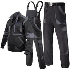 Arbeitshose Arbeitsjacke Latzhose 100% Baumwolle Arbeitskleidung Gr. 44-64