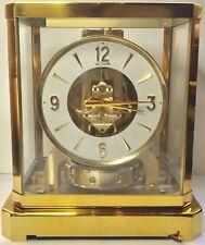 Rare 1957 Model 526-5 Jaeger LeCoultre Atmos Mantle Clock Serial #103905, Ex Cd