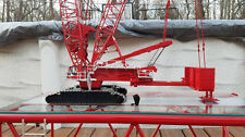 Manitowoc MLC650 Lattice-Boom Crawler Crane with VPC™