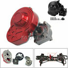 Metal Transmission Center Gearbox w/ gear For 1/10 RC Car Axial SCX10 II 90047