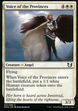4x Voice of the provinces | NM/M | Blessed vs. Cursed | Magic MTG