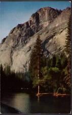 (v5r) Yosemite National Park: Glacier Point From The Ahwahnee Bridge