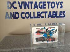 Rare 1976 Vintage Corgi #2601 Mettoy Batman Batmobile Batboat Batcopter Set