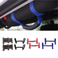 Grab Handle Grips Grab Bar Hand Hold UTV Roll Cages Fit for Jeep Wrangler