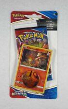 Pokemon Battle Styles TCG Charmander Promo Sealed Blister Booster Pack w/ Coin