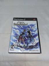 Kingdom Hearts Re: Chain of Memories (Sony PlayStation 2, 2008) Black Label New