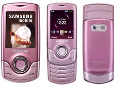 Samsung Slide GT-S3100 Dummy Mobile Cell Phone Display Toy Fake Replica Pink