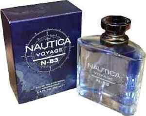 Nautica Voyage N-83 100ml EDT (M) SP Mens 100% Genuine BNIB