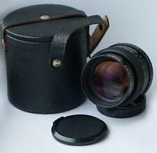 Rare! Carl Zeiss Jena MC Prakticar/Pancolar f/1.8 80mm Lens PB EOS NEX