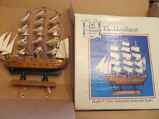 Tall Ships of the World collection the Mayflower 9 inches tall NEW IN BOX