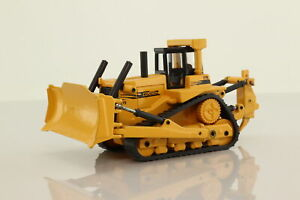 Joal 279; Compact 279 Bulldozer & Plough; Yellow; V Good Unboxed