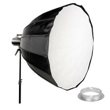 DeepPara 120 Easy-Open Parabolic Softbox (Elinchrom Fitting)