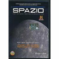 I pianeti piu interni: Mercurio e Venere - Spazio History - Mondi - DVD DL006561