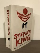 IT Stephen King Horror TPB Pennywise SS Georgie Classic