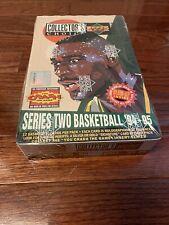 1994 Upper Deck C Choice Basketball Series 2 Box Unopened HOBBY Jordan Auto M35