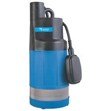 ClayTech BlueDiver C30 CLEAN WATER SUBMERSIBLE PUMP 240V 0.87Hp Float Switch