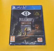 Little Nightmares Complete Edition GIOCO PS4 NUOVO VERSIONE ITALIANA