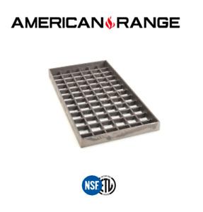 "American Range A17003 Grate, Bottom Waffle, 8"" x 15"""
