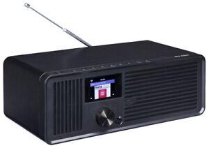 DAB 70 IR Stereo Internetradio mit DAB+ / UKW Empfang | WLAN | Wecker | Display