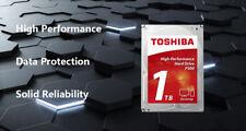 1TB Toshiba HDD 7200rpm Internal Hard Drive Sata III Disk Hard Drive PC HDD New