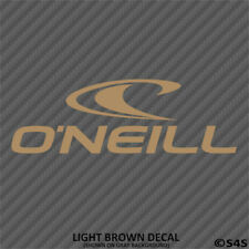 O'Neill Surfboards Logo Car Laptop Vinyl Decal Sticker - Choose Color/Size