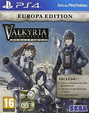Valkyria Chronicles D1 Day One Edition Ps4 Playstation 4 Sega