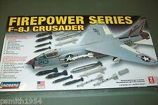 LINDBERG  LTV  F-8J CRUSADER  1:48 scale  kit