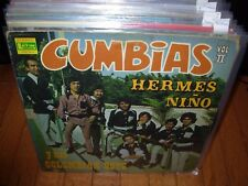 HERMES NINO cumbias vol 2 ( world music ) colombia