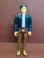 Lili Ledy Vintage Star Wars Action Figure - Bespin Han Solo (1980)