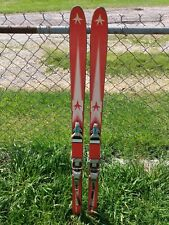 """Kneissl Racer Skis With Bindings 130 cm / 14232893 Approximately 50 1/2"""" Long"""