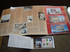 GROENLAND (danemark) - document 1995 yt bloc n° 6 7 8 et carnet n° c262A n**