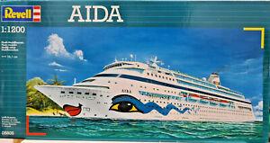 Nave da Crociera AIDA Cruise Ship - Revell Kit 1:1200 - 05805 - Nuova